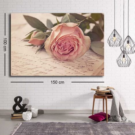 Resim  Özgül C-086 Kanvas Tablo - 100x150 cm