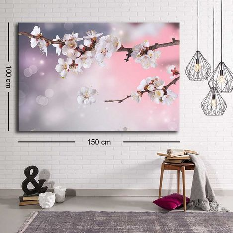 Resim  Özgül Grup C-087 Kanvas Tablo - 100x150 cm