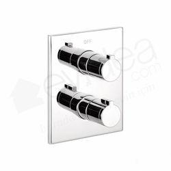 Kale Ankastre Termostatik Banyo Bataryası- Sıva Üstü