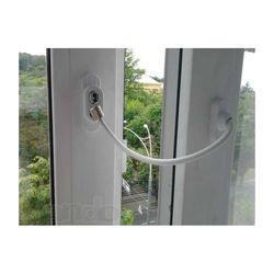 Agubugu Baby Halatlı Pimapen Kapı Pencere Çocuk Emniyet Kilidi - Beyaz