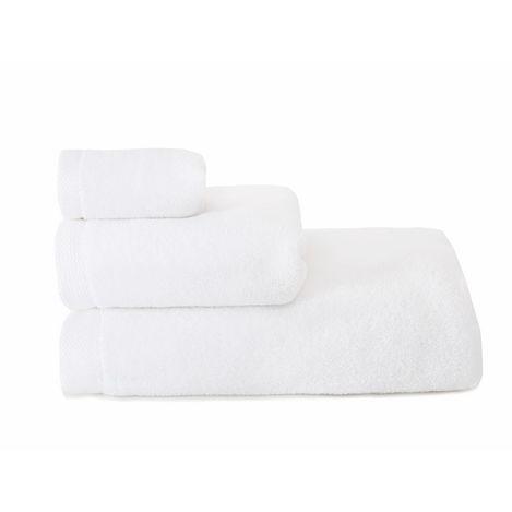 İrya Comfort Microcotton El ve Yüz Havlusu (Beyaz) - 50x90 cm