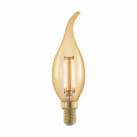 Eglo 11699 E14 Led 4W Ampul - Amber