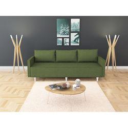Evdemo Safir 3'lü Kanepe - Haki Yeşil