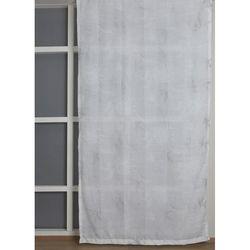 Premier Home 2104 Simli Tül Perde (Beyaz) - 140x270 cm