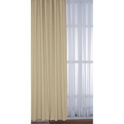 Premier Home 1486 Fon Perde (Bej) - 140x270 cm