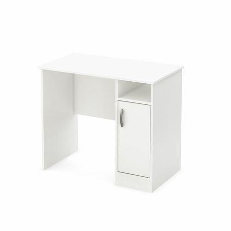 Resim  Rani C1 Kapaklı Bilgisayar / Çalışma Masası - Beyaz
