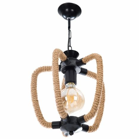 Resim  Safir Light  543 Tekli Halatlı Sarkıt