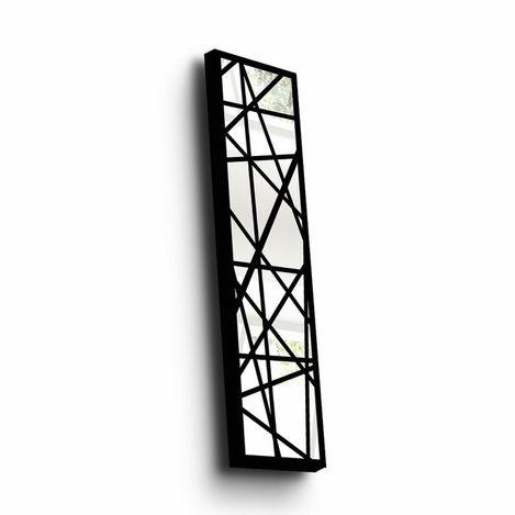 Özgül 10828SA-001 Tasarım Ayna - 108x28 cm