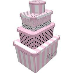 Style Box Lady'S Secret 4'lü Oyuncak Kutusu