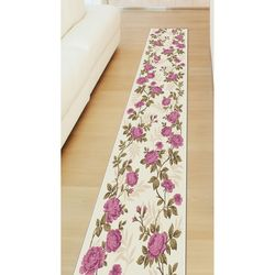 Confetti Tiber Bukle Yolluk (Pembe) - 80x100 cm