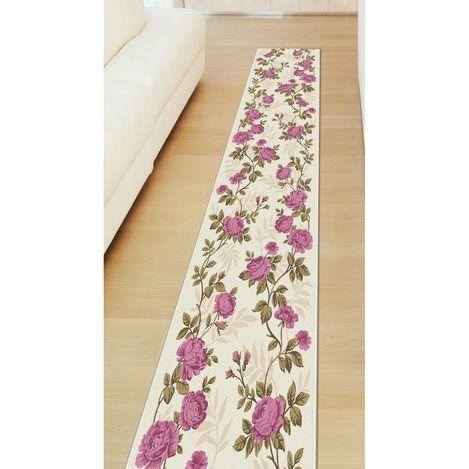 Resim  Confetti Tiber Bukle Yolluk (Pembe) - 80x100 cm