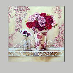 Kanvas Home KM30-1201 Mdf Tablo - 30x30 cm