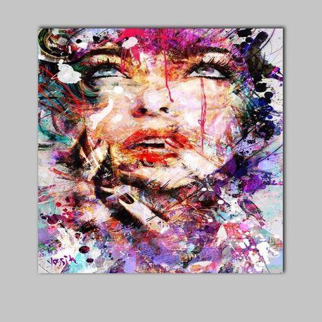 Kanvas Home KM30-1220 Mdf Tablo - 30x30 cm