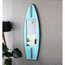 Limbo LMB-1307 Sörf Duvar Aynası (Mavi) - 132x38,5 cm