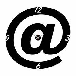 Özgül DEVSS-10 Dev Sticker Saat - 115x110 cm