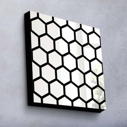 Özgül 3030SA-005 Desenli Dekoratif Ayna