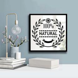 Özgül 3030SA-023 Desenli Dekoratif Ayna