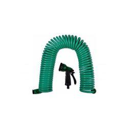 Practica Spiral Hortum + 4 Fonksiyonlu Özel Sulama Tabancası