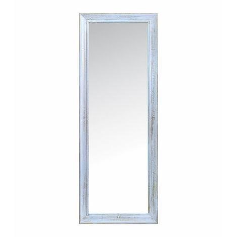 Galaxy AYN-001-BA Eskitme Boy Aynası - Beyaz / Gold