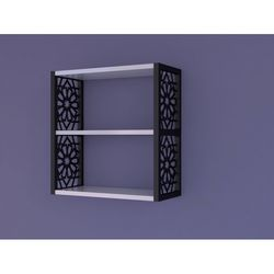 Remaks İmaj Duvar Rafı - Siyah