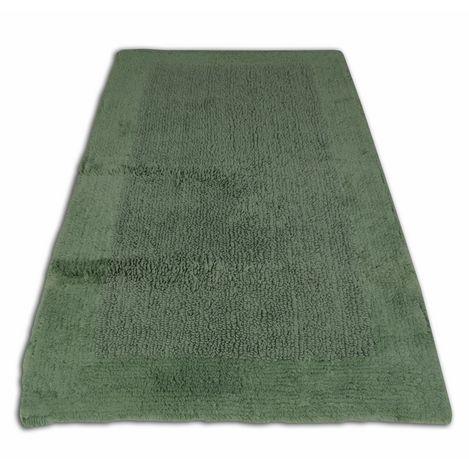 Resim  Confetti Natura Heavy Banyo Halısı (Yeşil) - 60x100 cm