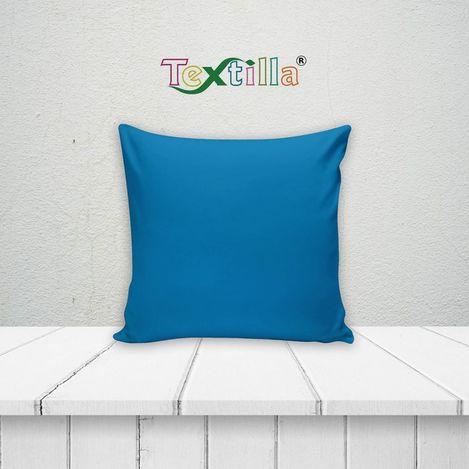 Resim  Textilla K-07 Kırlent (Mavi) - 42x42 cm