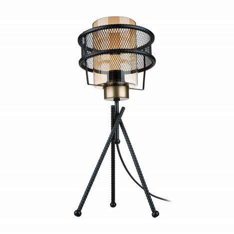 Modelight Grande Masa Lambası - Siyah