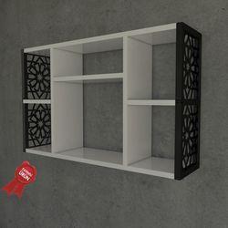 Remaks Duvar Rafı - Siyah