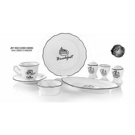 Schafer 32 Parça Joy Kahvaltı Takımı - XXX05