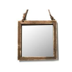 222 Concept Masif El Yapımı 2309-35 Tekli Duvar Aynası