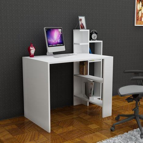 Resim  Arnetti Metu Çalışma Masası - Beyaz