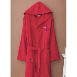 Marie Claire Bornoz Marıne 100% Pamuk S Kırmızı