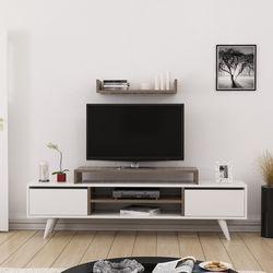 House Line Melis Tv Ünitesi - Beyaz/İstanbul