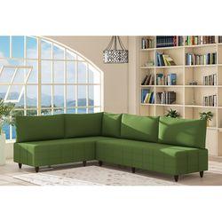 Evdemo Eda L Köşe Koltuk Takımı - Yeşil