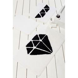 Chilai Home Diamond 3'lü Klozet Takımı - Beyaz
