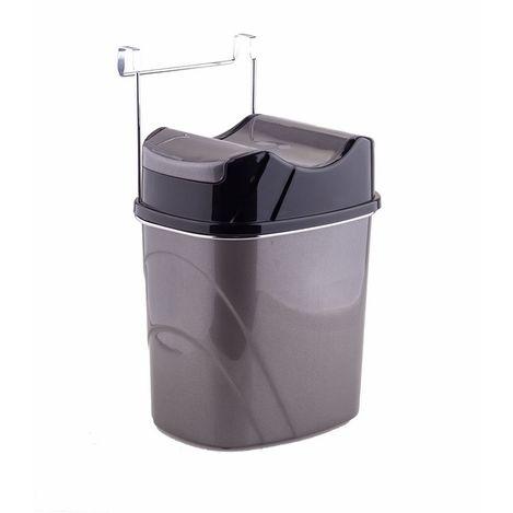 Teknotel SF007 Dolap İçi Çöp Kovası - 5.5 Litre
