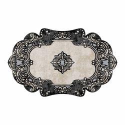 Dekoreko Figürlü Özel Kesim Halı 105 Bej ( 80 x 300 )