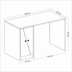 House Line Gold Çalışma Masası - Çırağan