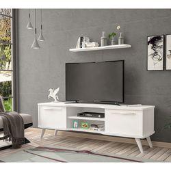 Ankara Mobilya Boreas Beyaz 140 Cm Tv Sehpası