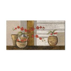 Doku Tablo Çiçek Kanvas Tablo-1