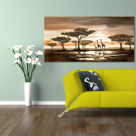 Afrika Kanvas Tablo-3