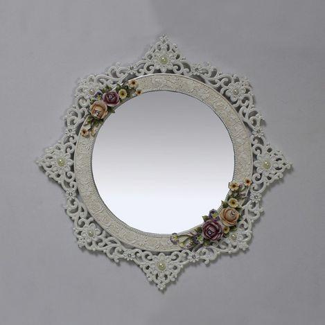 Regal M 15906 W Antik Ayna