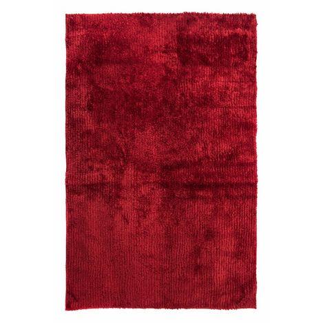 Resim  Giz Home Seda Kilim 100x150 Kırmızı