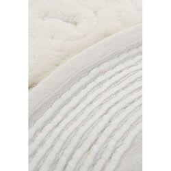 Chilai Home Pıante Oval Cotton Ekru 2 Lı Set Klozet Takımı