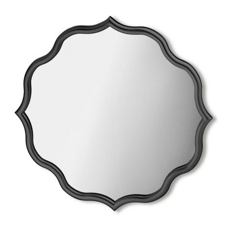 The Mia Ayna 60 x 60 Cm Siyah