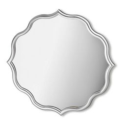 The Mia Ayna 60 x 60 Cm Gümüş