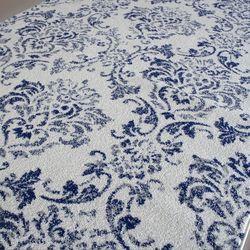 Saray Halı Tuana 035 120x170 cm Sarmaşık Desen Lacivert / Gri Modern Halı