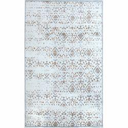 Saray Halı Tuana 036 120x170 cm Sarmaşık Desen Gold / Gri Modern Halı