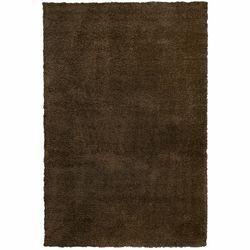 Payidar Kahverengi Shaggy Halı 9000NM 80x150 cm