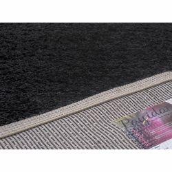 Payidar Siyah Shaggy Halı 9000NM 80x300 cm